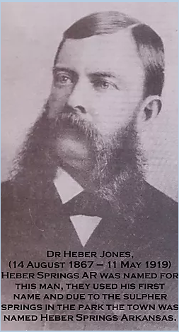 Photo of Heber Jones