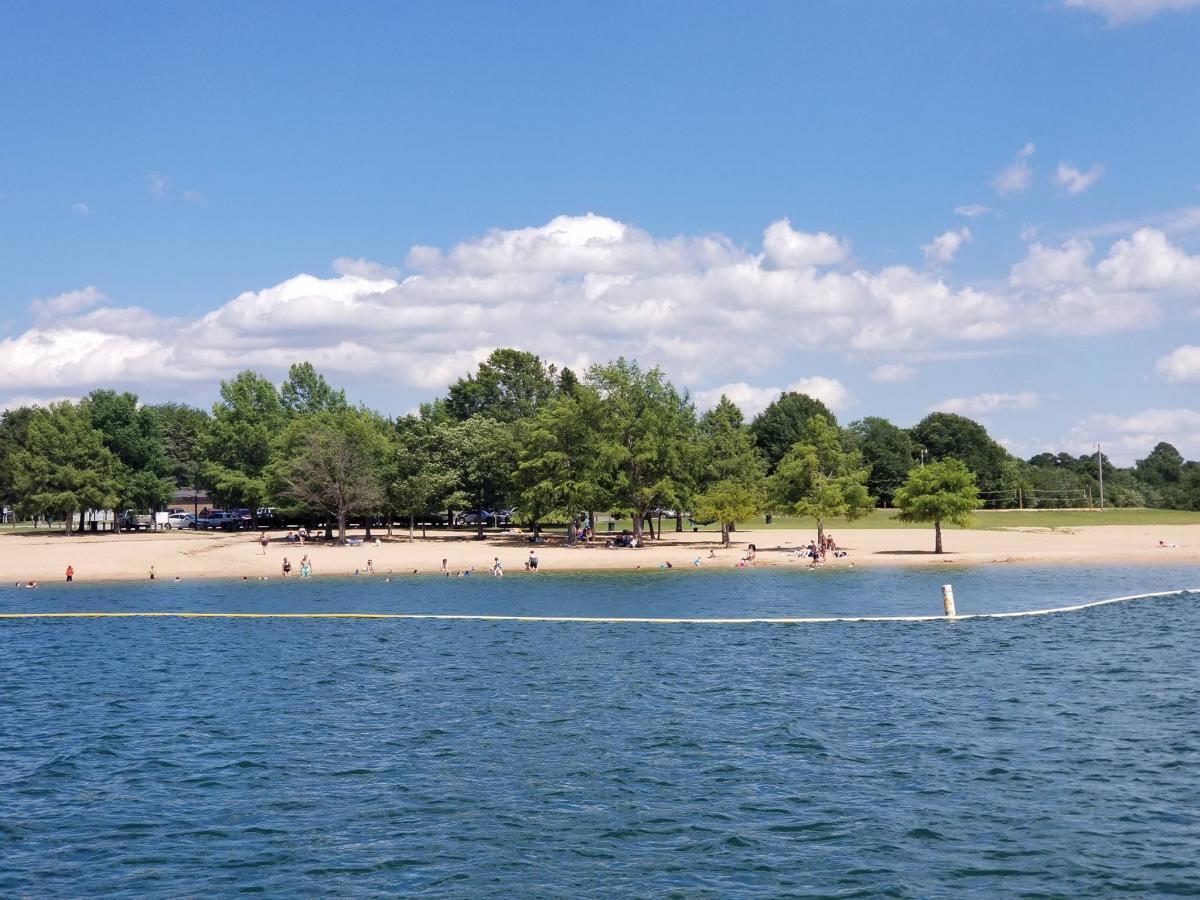 Sandy Beach lake view