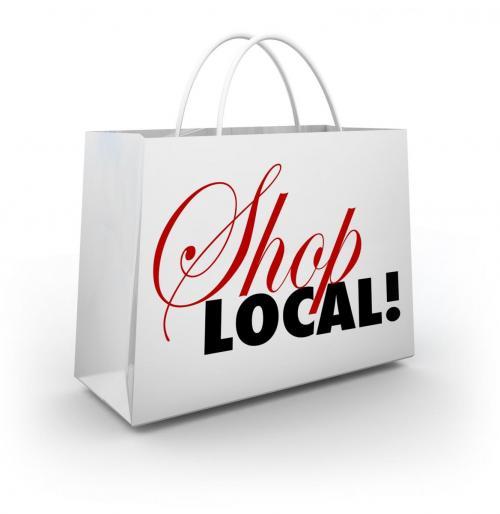Shop Local bag