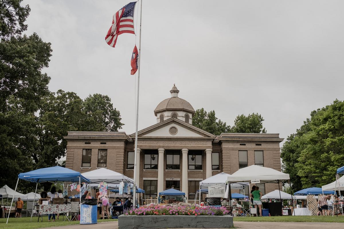 Makers Market on the Square