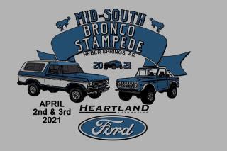 Mid-South Bronco Stampede '21
