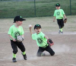 Boys on the field