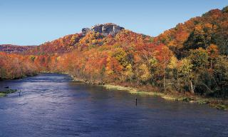 Little Red River in the Fall