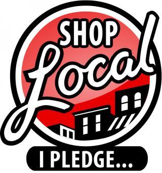 Shop Local Pledge