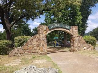 Spring Park Entrance