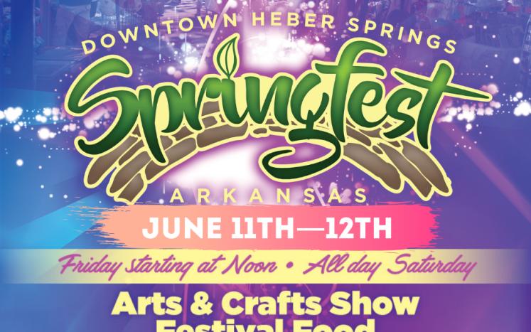 Springfest June 11-12