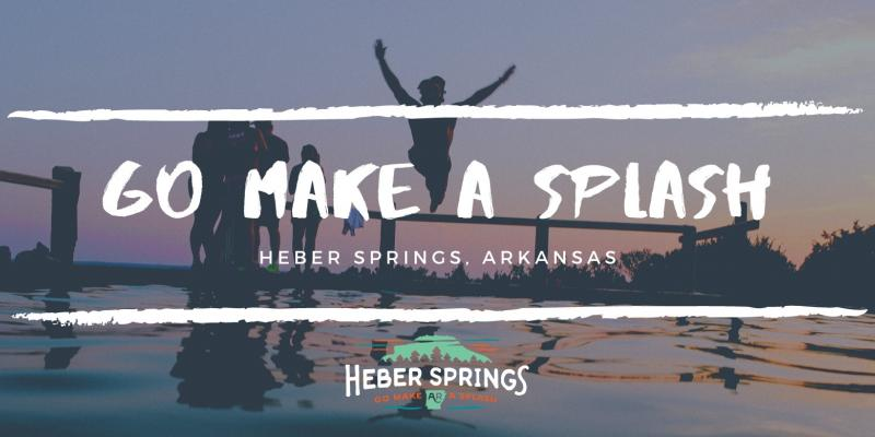 Go Make A Splash cover for the lake